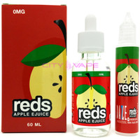 7 Daze Reds Apple 60ml E-liquid