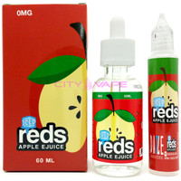 7 Daze Reds Apple Iced 60ml E-liquid