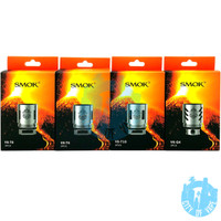 SMOK TFV8 Replacement Coils 3-pack (V8-T6, V8-T8, V8-T10, V8-Q4, V8-X4)