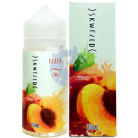 Skwezed 100ml E-liquid - Peach