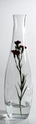 Time Tree Turkish Glass Bottle Vase HARMONY H55cm D16cm