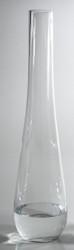 glass bottle vase Annabel