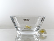 conical glass bowl H11cm D23cm