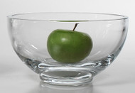 Time Tree Turkish Glass Bowl H10cm D17cm