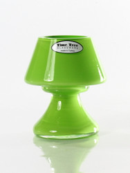 Apple green tealight holder