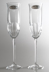 tulip fluted champagne glass