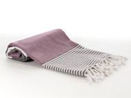 Deniz Turkish Towel Purple