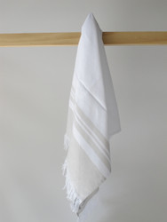 LYKIA Turkish Hand Towel, Beige