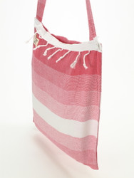 TANGO Turkish Towel Bag Red