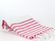 Lily Turkish Towel Peshtemal, PinkLily Turkish Towel Peshtemal, Pink