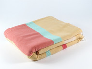 RAINBOW Terry Towel, Yellow