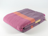 RAINBOW Terry Towel, Fuchsia