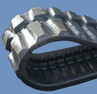 Yanmar B40 VIO Rubber Track Assembly - Single 400 X 75.5 X 74