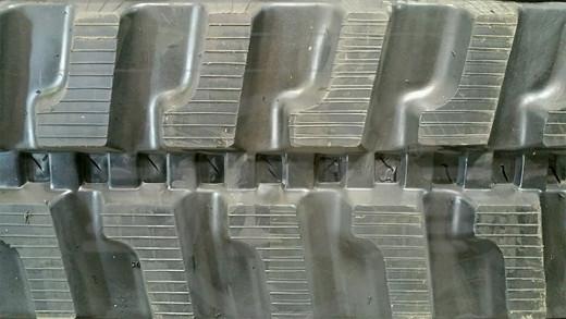 Yanmar B50 Rubber Track - Single 400x72 5x72