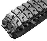 Yanmar MCG100 Rubber Track Assembly - Single 180 X 60 X 37
