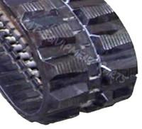 Komatsu PC08 UU Rubber Track Assembly - Pair 200 X 72 X 40