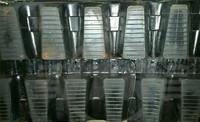 Komatsu PC15MR Rubber Track Assembly - Single 230 X 96 X 35