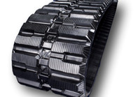 Komatsu 1020 Turbo Rubber Track Assembly - Pair 450 X 86 X 56