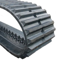 Komatsu CD60R Rubber Track Assembly - Single 600 X 100 X 82