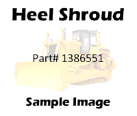 1386551 Heel Shroud