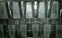 Hitachi EX16 Rubber Track  - Pair 230 X 96 X 33