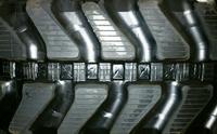 Hitachi Zaxis 35U-2 Rubber Track - Single 300 X 52.5 X 86