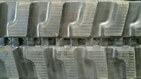 Hitachi Zaxis 50UR3 Rubber Track  - Pair 400 X 72.5 X 74