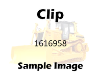 1616958 Clip, Hose
