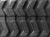 Eurocat 140HVS Rubber Track  - Single 230 X 72 X 43