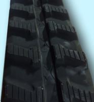 Eurocat 350LSE Rubber Track  - Pair 320 X 100 X 44