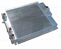 2459359 Radiator and Hydraulic Oil Cooler Grp