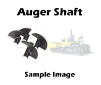 04905-026-00 Blaw Knox PF120_PF120H Auger Shaft