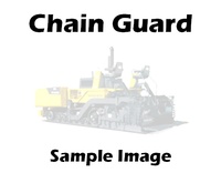 07628-401-16 Blaw Knox PF161 Chain Guard