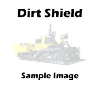 00680-210-00 Blaw Knox PF200_PF200B Dirt Shield