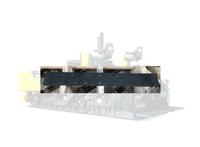 05521-407-00 Blaw Knox PF400_PF400A Sprocket Segment