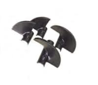 00680-234-00 Blaw Knox PF410 Auger, RH Kickout