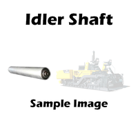 04982-262-00 Blaw Knox PF510 Idler Shaft