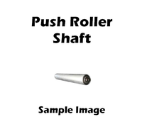 01448-306-00 Blaw Knox PF5500_PF5510 Push Roller Shaft