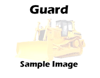 1126272 Caterpillar Guard LH Front