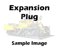 1116186 Caterpillar AP650B Expansion Plug