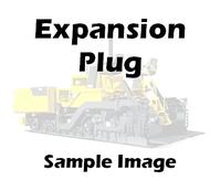 1116186 Caterpillar AP800C Expansion Plug