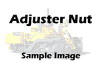 8I0184 Adjuster Nut