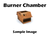 8I0156 Caterpillar 8-16B Burner Chamber, Lower