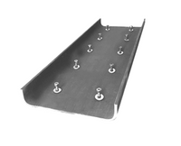 1627889 Caterpillar AS2301 Screed Plate Extension, RH