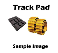 CR2298/24, 2909940, 8E7868 Caterpillar 229 Track Pad 24""