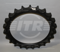 CR1844, 2465228 Caterpillar 229D Sprocket Rim