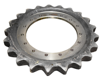 CR6358, 4I7472 Caterpillar 312EL Sprocket
