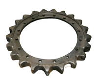 CR5602, 8E9805 Caterpillar 319D Sprocket