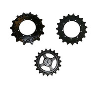 CR6593, 1243296 Caterpillar 345B Sprocket