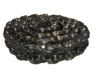 KM2561/49, 990046 Caterpillar E300 Track Chain Assy S&G